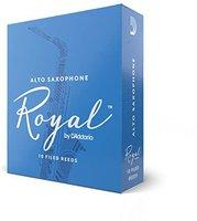 RICO Royal Blätter Alt Saxophon, 10er Box