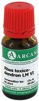 Arcana LM Rhus Tox. VI (10 ml)