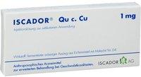Weleda Iscador Qu c. Cu. 1 mg Ampullen  (7 x 1 ml)