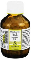 Nestmann Biochemie 1 Calcium Fluoratum D 12 Tabletten (400 Stk.)