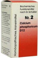 Dr. Reckeweg Biochemie 2 Calcium Phosporicum D 12 Tabletten (200 Stk.)