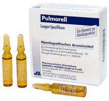 Sanorell Pulmorell Ampullen (10 x 2 ml)