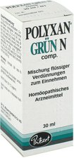 Dr. Ritsert Polyxan grün N comp. Tropfen (30 ml)