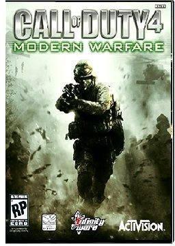 Activision Call of Duty 4: Modern Warfare (Mac)