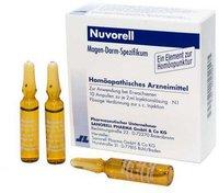 Sanorell Nuvorell Ampullen (10 x 2 ml)