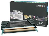 Lexmark C736H1KG schwarz
