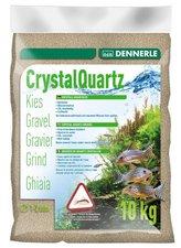 DENNERLE Kristall-Quarzkies Schiefergrau 10kg