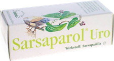 Sabona Sarsaparol Uro Liquidum (50 ml)
