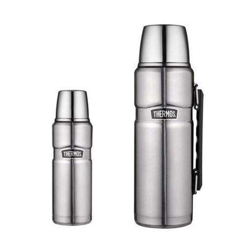 Thermos King AC Edelstahl Isolierflasche ( 1,2 liter )