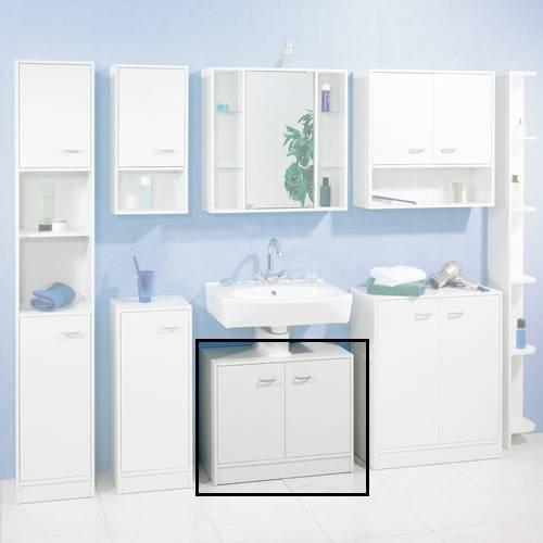 Fackelmann Waschbeckenunterschrank