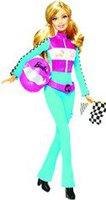 Mattel Barbie Ich wäre gern Rennfahrerin