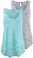 Beach Time Tank Top Damen