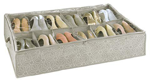 Schuh-Unterbettkommode