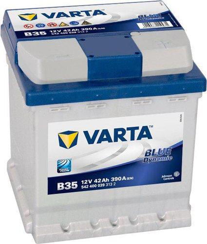 Varta Blue Dynamic 12 V 42 Ah (5424000393132)