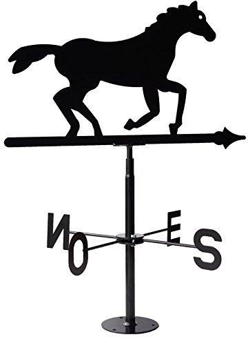 Wetterfahne Pferd
