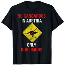 Kangaroos T Shirts Kinder