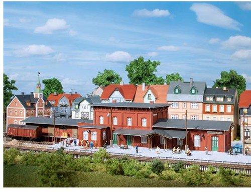 Auhagen 13328 - Bahnhof Wittenburg
