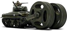 Unimax U.S. M4A1 Sherman - Normandy (85024)