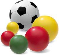 Sport Thieme Testpaket PU-Schaumstoffbälle