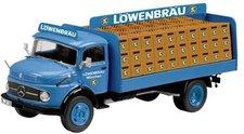 """Schuco Mercedes-Benz L322  """"Löwenbräu """" (03267)"""