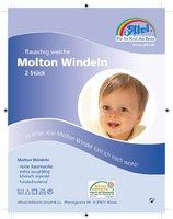 Alvi Molton Windeltuch 40 x 40 cm