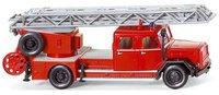 Wiking Magirus DL 25 h Eckhauber Feuerwehr (86238)