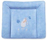Zöllner Wickelauflage Softy Folie Dolly blau 75x85
