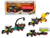 Dickie Claas Traktor mit Anhänger