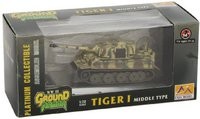 Trumpeter Easy Model - Tiger 1 Middle Type sPzAbt.508 Italy 1944 (36212)