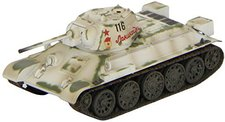 Trumpeter Easy Model - T-34/76 Russian Army Model 1943 (36269)