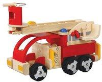 Plan Toys PlanActivity - Feuerwehr mit Feuerwehrmann (6310)