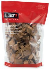 Weber Fire Spice Mesquite Chips