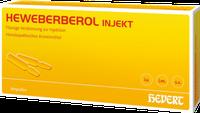 Hevert Heweberberol Injekt Ampullen (50 Stk.)