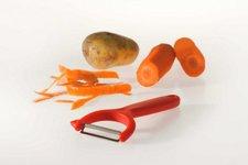 GSD Gemüseschäler mit doppelseitiger Zackenschliffklinge
