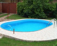 my Pool Premium Ovalbecken 700 x 350 x 120 cm