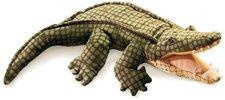 Alligator Handpuppe