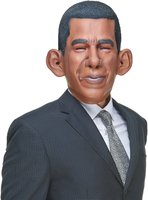 Barack Obama Latex-Maske