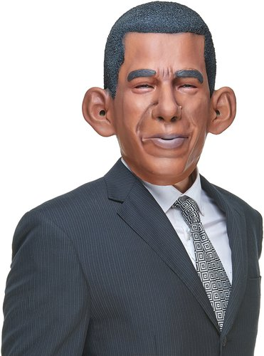 Barack Obama Latex-Maske