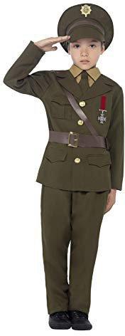 Offizier Kinder Kostüm