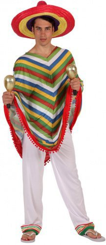 Mexikaner Kostüm
