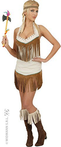 Sexy Indianerin Kostüm