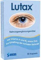Santen Lutax 10 mg Lutein Kapseln (PZN 1045016)