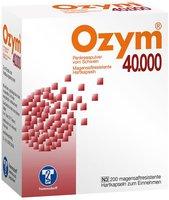Trommsdorff Ozym 40 000 Hartkapseln Magensaftr. (PZN 5135756)