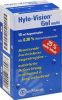 Omnivision Hylo Vision Gel Multi Augentropfen (PZN 4682373)