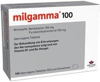 Wörwag Pharma Milgamma 100 Mg Dragees (PZN 4847319)