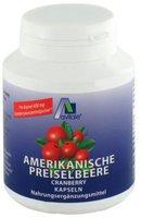 Avitale Amerikanische Preiselbeere 400 mg Kapseln (PZN 4130372)