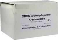 Weidemeyer SCHNABELTASSE Porzellan 2 Henkel OROS (PZN 4746311)