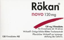 Spitzner Rökan Novo 120 mg Filmtabletten (PZN 8858834)