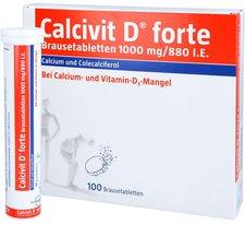 Hexal AG Calcivit D Forte Brausetabletten (PZN 1416518)