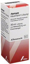 Yamanouchi Ferrum Hausmann Tropfen (30 ml)